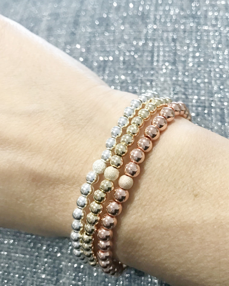 DIDI Star Dust Ball Bracelet