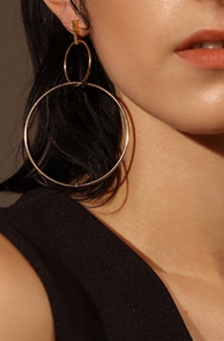 Joelle Hoop Earrings - rockyourvnd