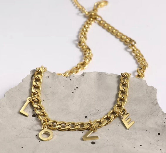 Cuban link chain - rockyourvnd