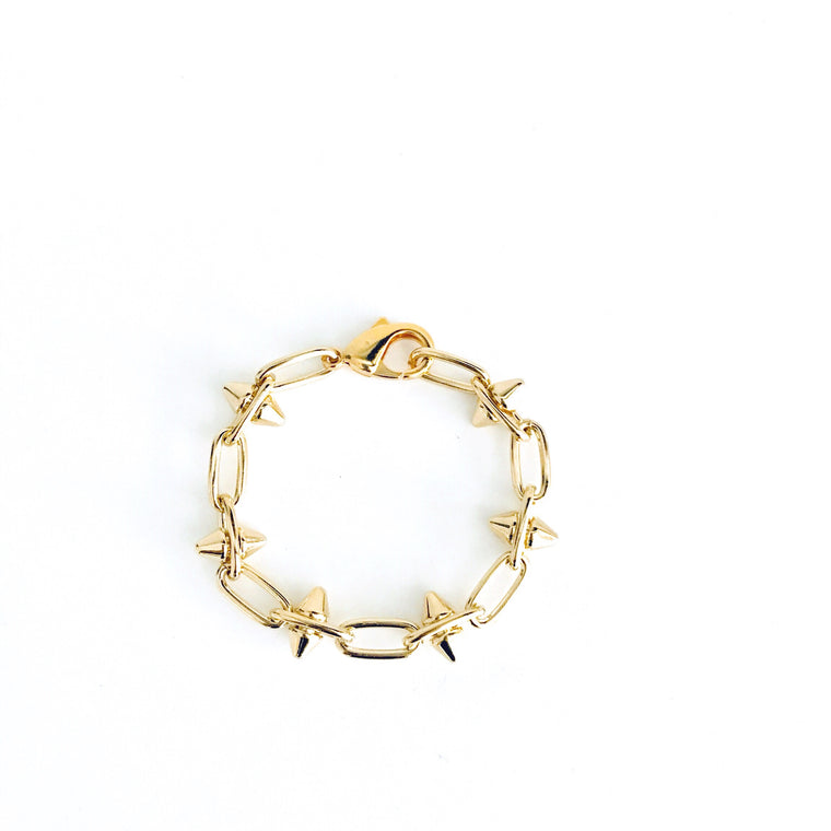 Dusty Spike Bracelet