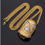 Ski Mask Chain - Dux LA