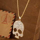 Skull Head Chain - Dux LA
