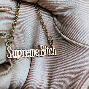 Supreme Wording Chain - Dux LA