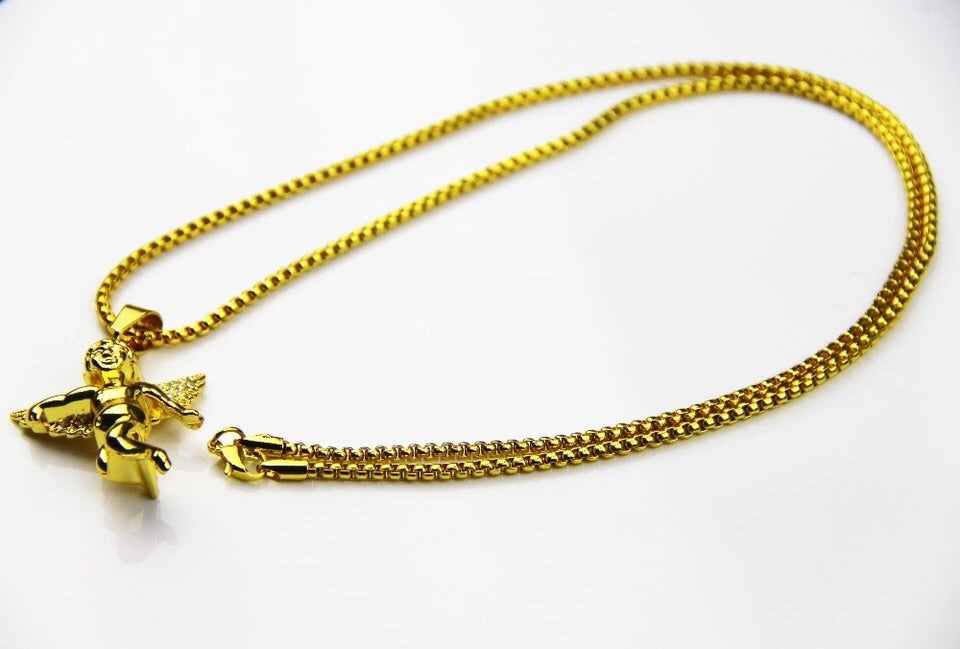 Baby Angel Chain - Dux LA