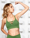 Ultra-Soft Bamboo Echo Sports Bra - dhvaniwear