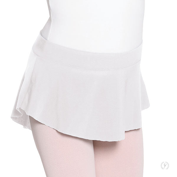 Child Pull-On Mini Ballet Skirt - Niña