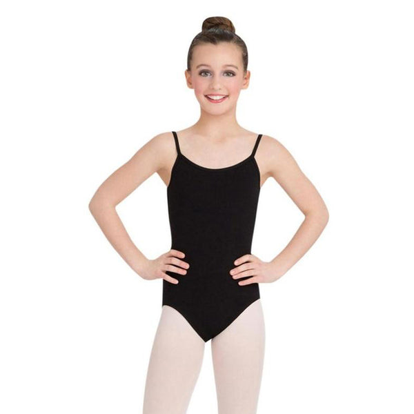 Camisole Leotard w/ Adjustable Straps- Niña
