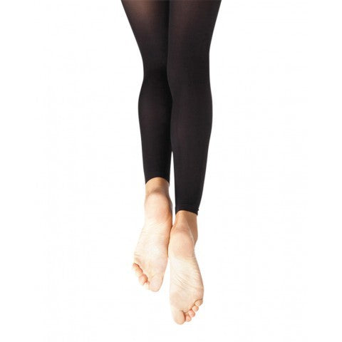 Ultra Soft Footless Tight - Niña