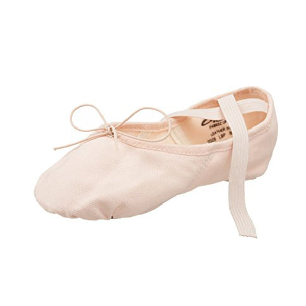 Zapato Suave Canvas Juliet Capezio - Adulto