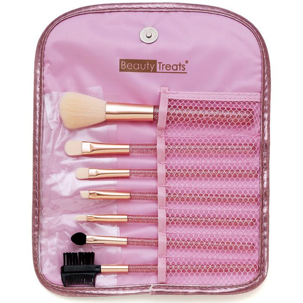 7-Pieces Cosmetic Brush Set