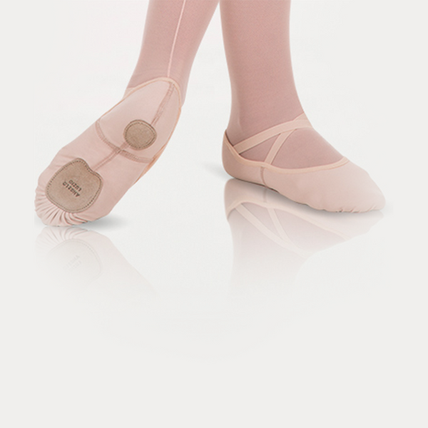 4-Way TotalSTRETCH® Ballet Slipper - Niña