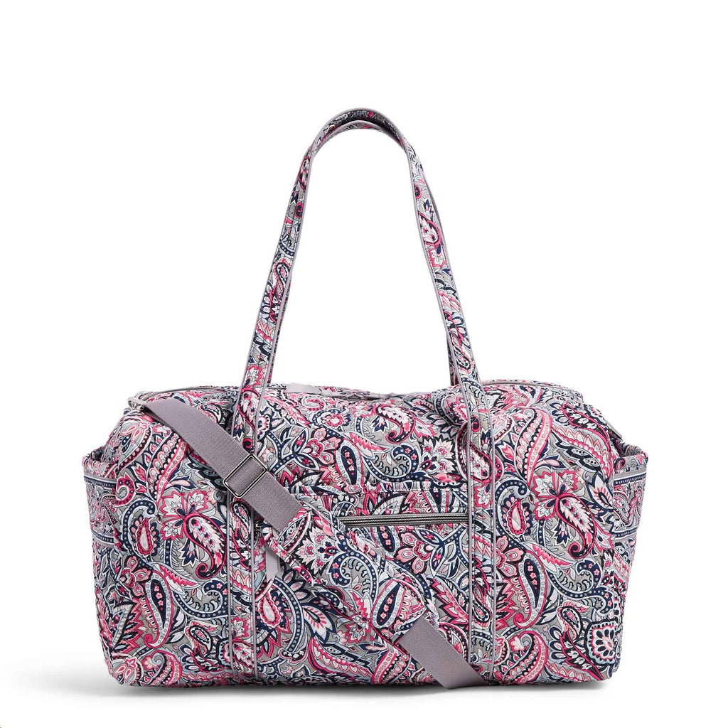 Large Travel Duffel Gramercy Paisley