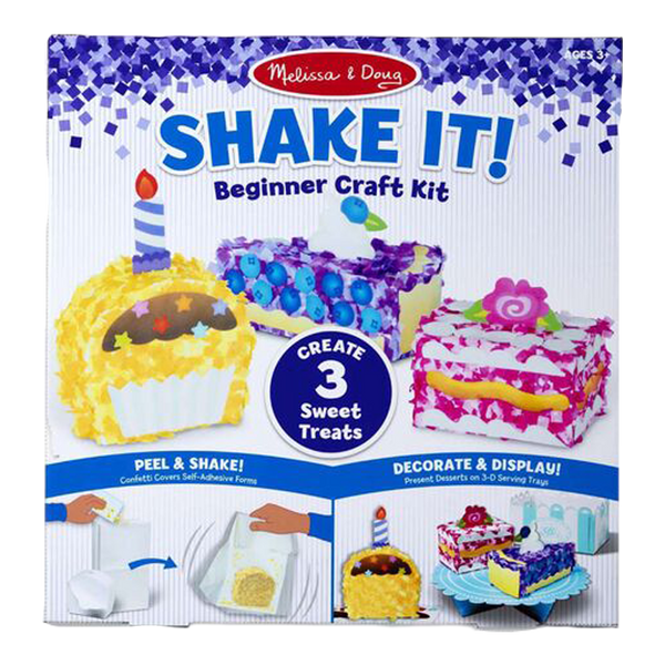 Shake It Deluxe Sweet Treats