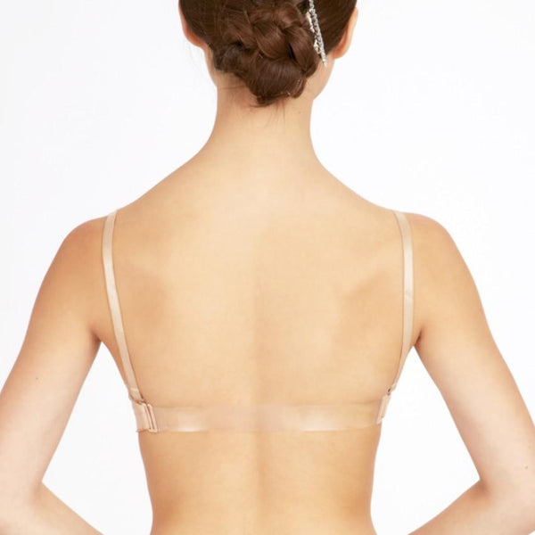 SeamlessClear Back Bra w/Transition Straps