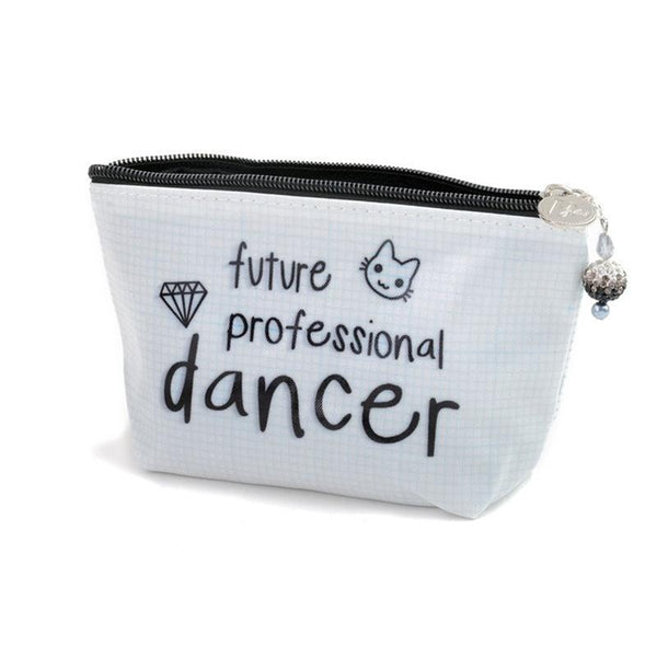 Small  cosmetic bags(future profesional dancer)