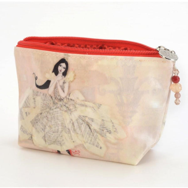 Small  cosmetic bags Swan Dance
