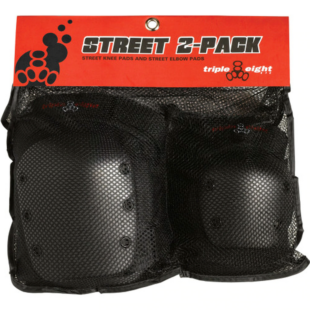 Pads Etc. Street Protective 2-Pack M