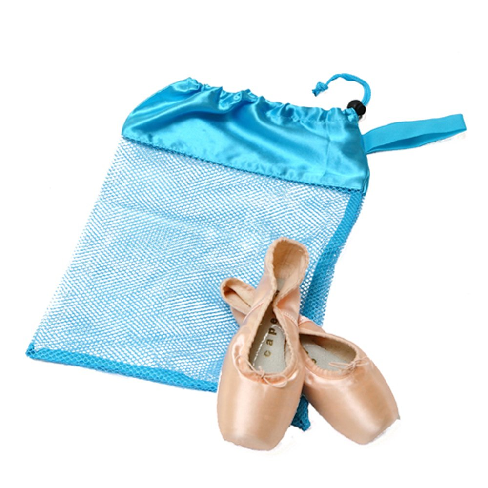 Bag Mesh Shoe - Light Blue