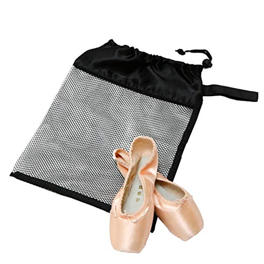 Bag Mesh Shoe - Black