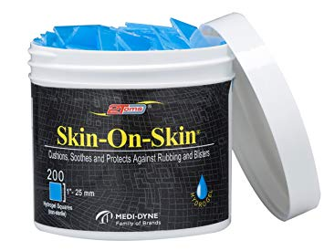 Skin-on-Skin 1 inches Sq. Jar-200