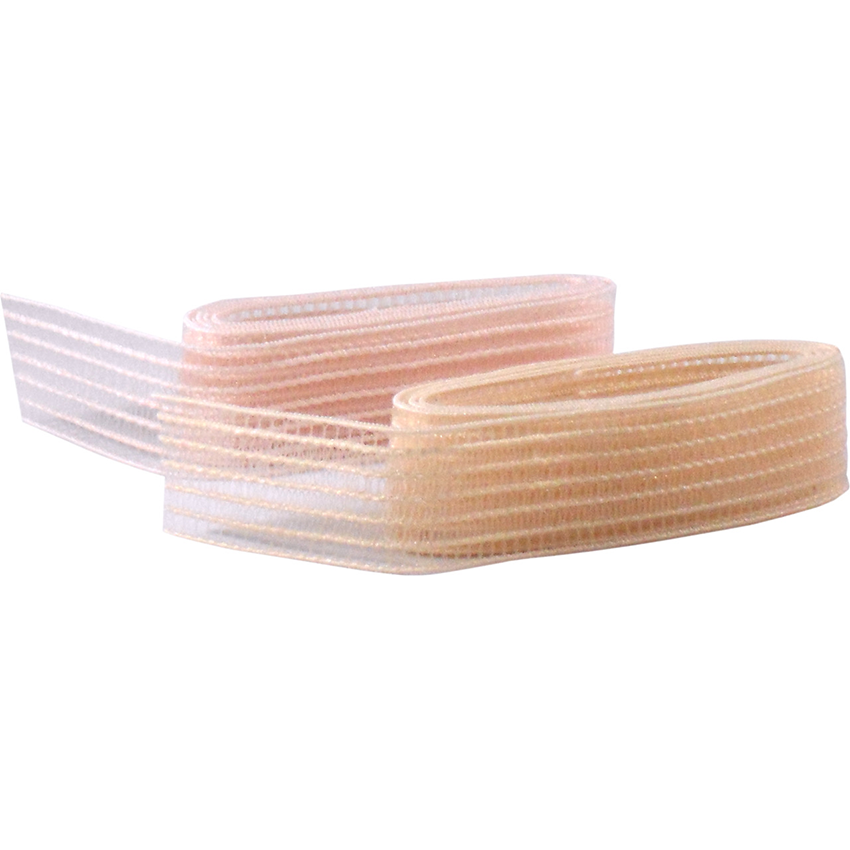 EUROPEAN PINK INVISIBLE ELASTIC