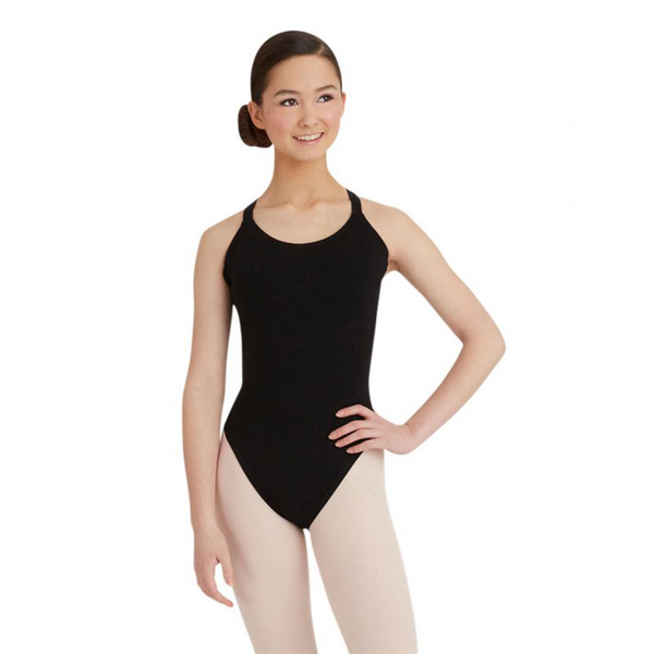 Double Strap Camisole Leotard - Adulto