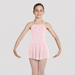 Open back skirted camisole Leotard - Niña