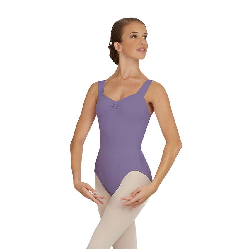 Wide Strap Leotard - Adulto