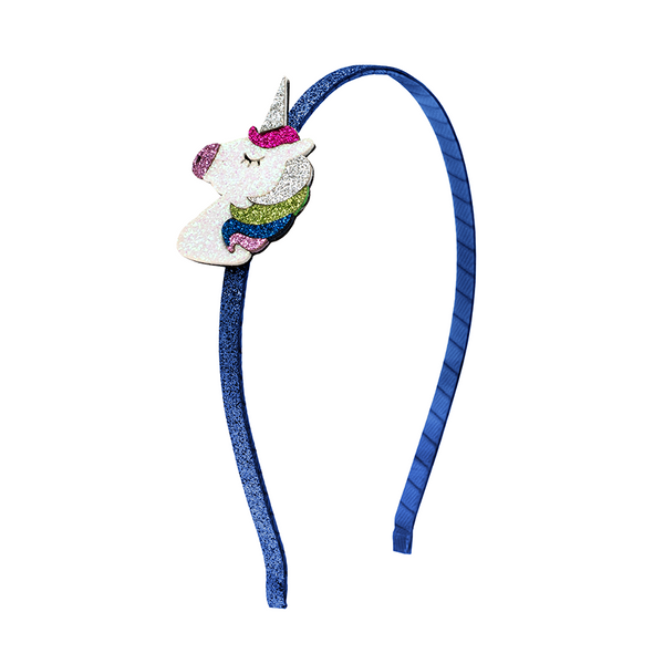 Magical Unicorn Hard Headband
