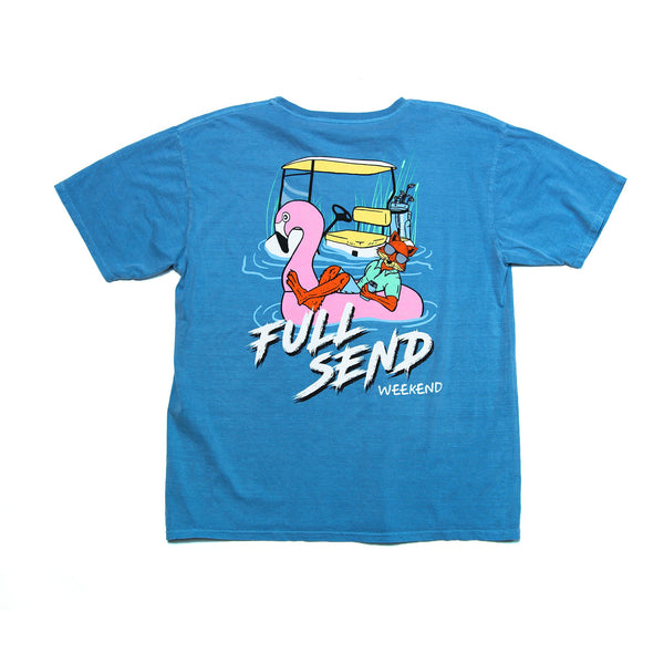 FULL SEND SS TEE