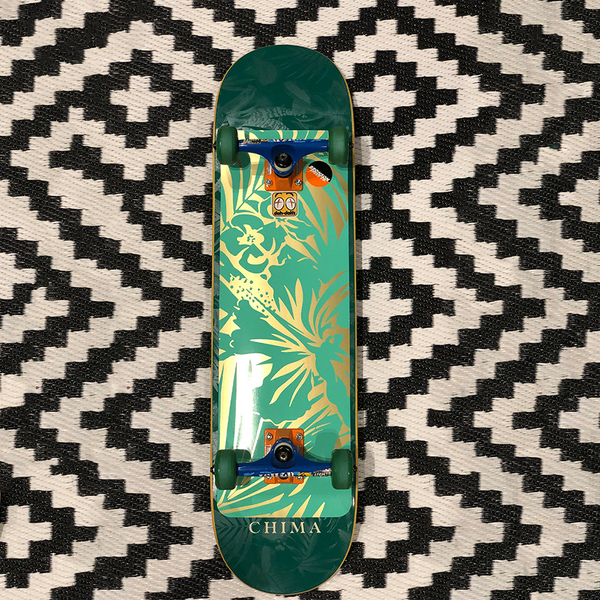 REAL Skateboards - Chima Flora