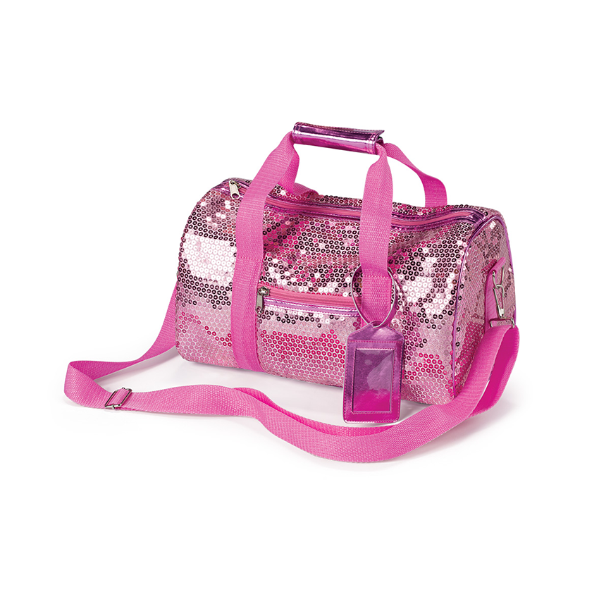 duffle bag small  sequin