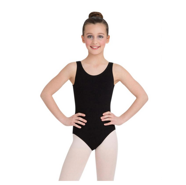 High-Neck Tank Leotard - Adulto