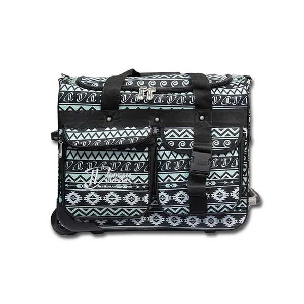 Limited Edition Dream Duffel® - Mint Southwestern - Small