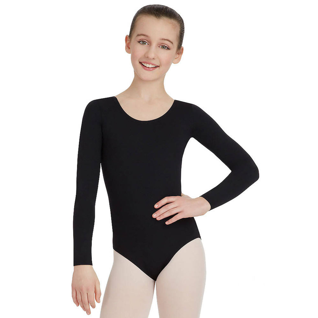 Long Sleeve Leotard - Niña