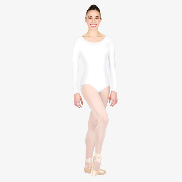Long Sleeve Leotard - Adulto