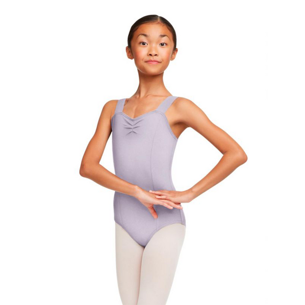 Wide Strap Leotard - Niña