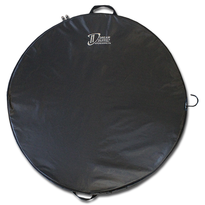 Tutu Bag w/ Hanger Large-BLK