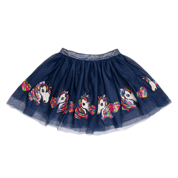 Navy Unicorn Tutu