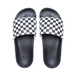 Slide-On (Checkerboard) White