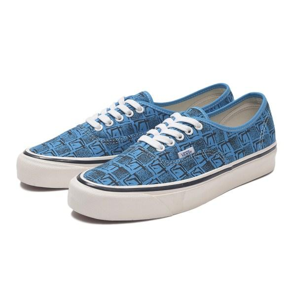 Authentic 44 DX (Anaheim Factory) Og Bright Blue/Square Root