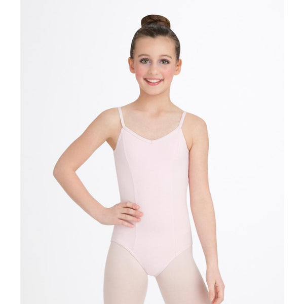 Princess Camisole Leotard - Niña
