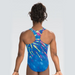 Simone Biles Collection Color Burst Tank Leotard - Adulto