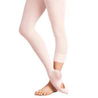 Value Total Stretch Convertible Tights - Adulto