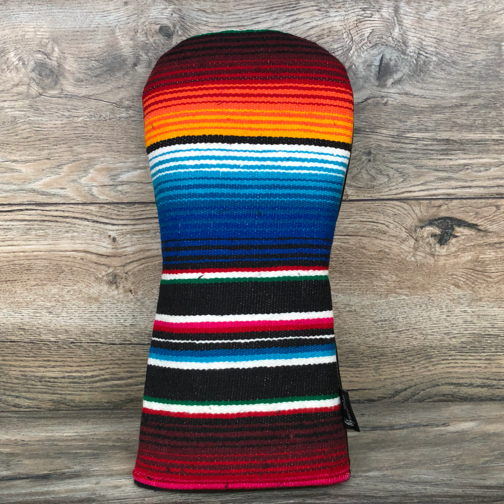 Golf Iconic Serape Driver Headcover