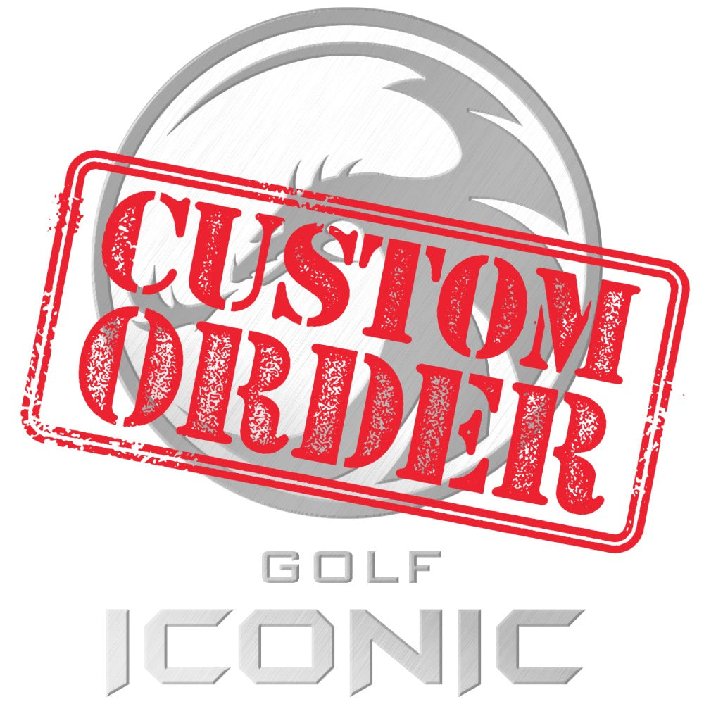 Custom Driver Heather White