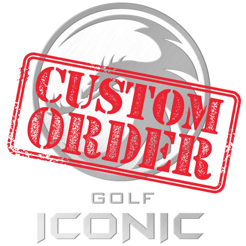 Custom Headcovers Gordon Kerr