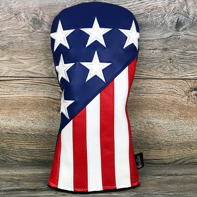 Golf Iconic Stars and Stripes Driver Headcover