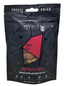 FuzzYard SuperNaturals - Beef with Kale (for Cats)