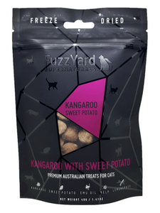 FuzzYard SuperNaturals - Kangaroo with Sweet Potato (for Cats)